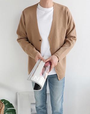 레시 루즈 가디건 (5color)