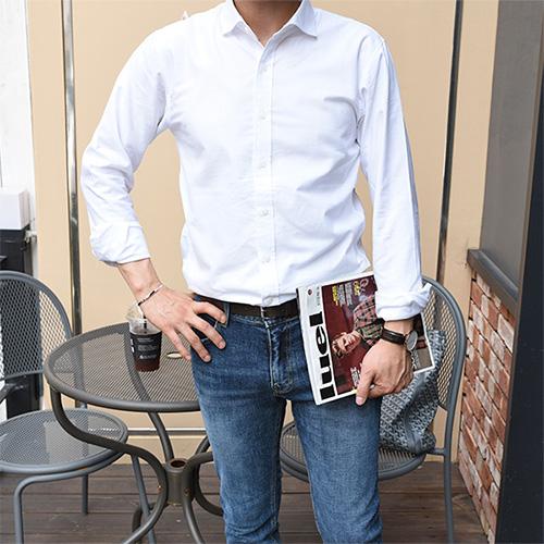베이지노 - 모던 셔츠 #2color